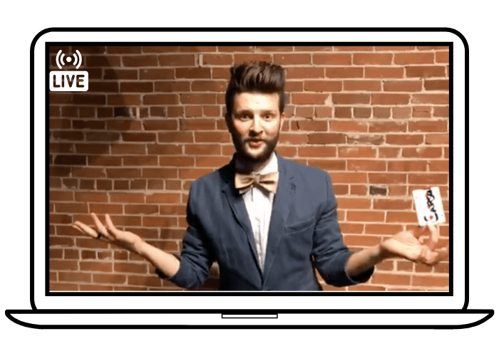 Magician Virtual Show