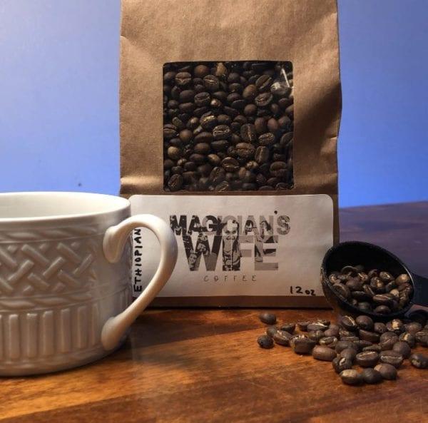 Magician's Wife Coffee